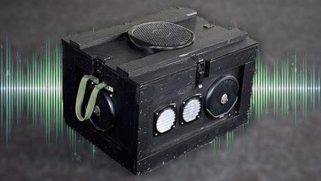 Atmospheric Sound Box Simulator
